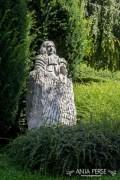 Janez Vajkard Valvazor statue