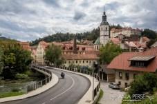 Town of Škofja Loka.