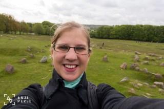 Viking burial site, Aalborg, Denmark