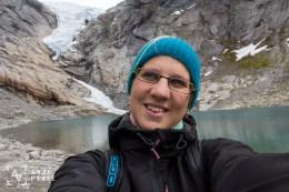 Briskdalen glacier, Norway