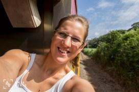 Historical Panama Canal Railway, Panama