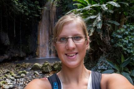 Waterfall, St. Lucia, Caribbean
