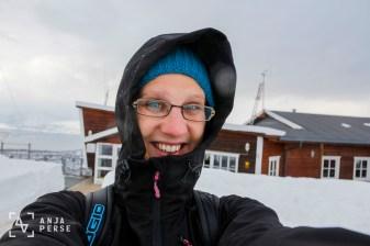 Mount Storsteinen, Tromso, Norway