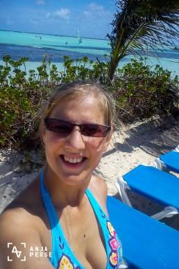 Wind and Surf Beach, Bonaire, Caribbean