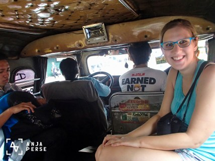 Jeepney ride!
