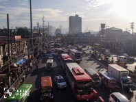 Manila traffic... Jeeez!
