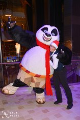 Oh, and Happy Holidays from Kung Fu Panda!