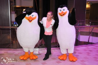 My favourite penguin gang. Super awesome! =D
