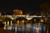 Rome @night - Castel Sant' Angelo