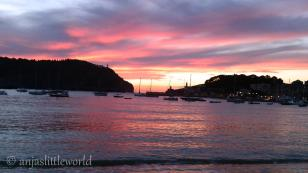 Port de Soller .. a village lying at a lovely bay with wonderful sunsets.