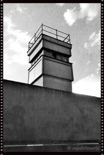 WPC Relic - Watch Tower at Berlin Wall Memorial