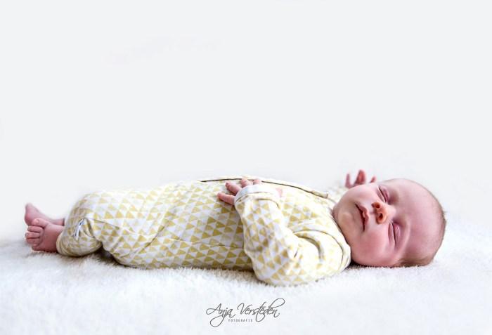 Prijzen Newborn lifestyle fotoshoot