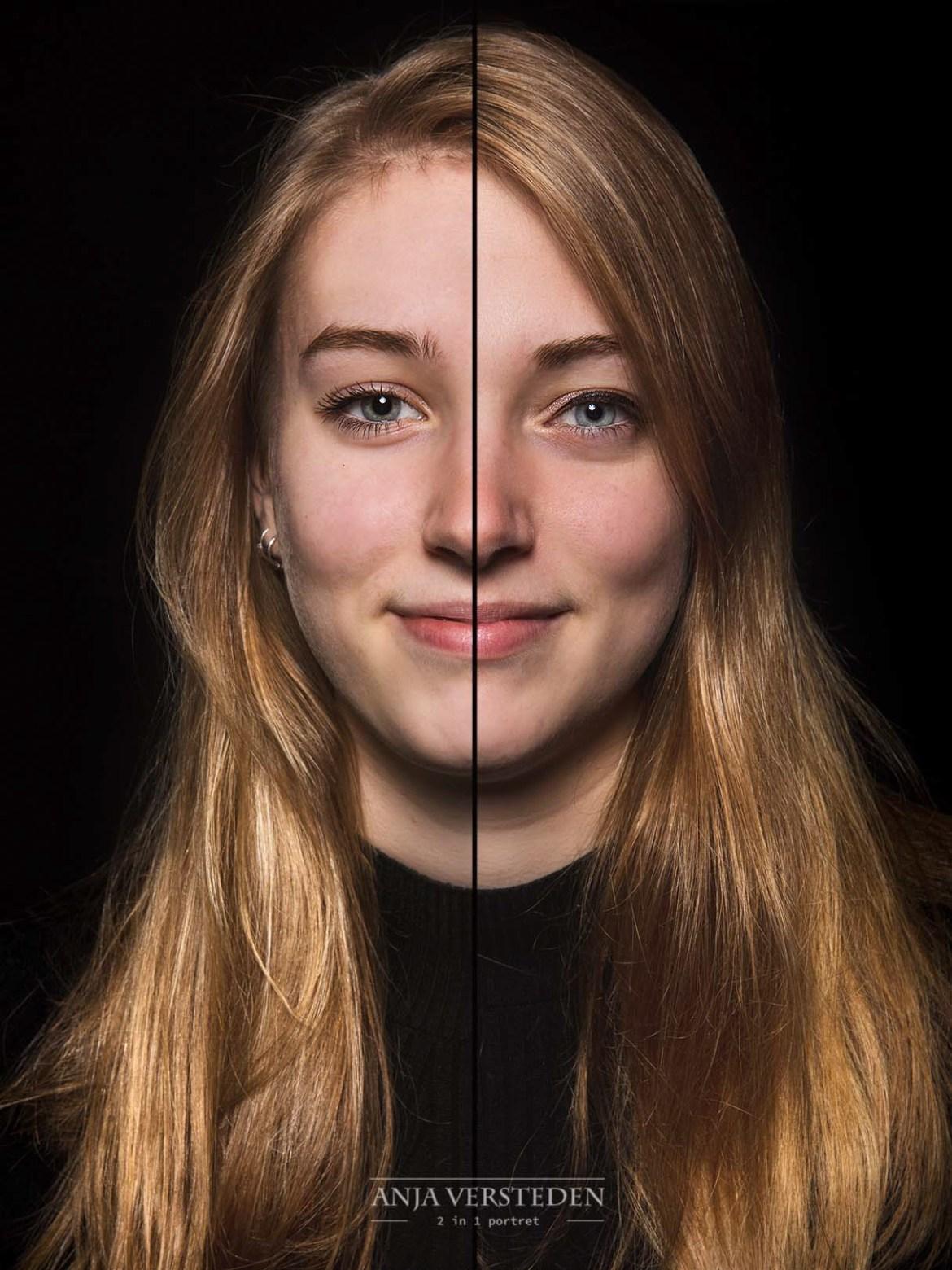 2in1 dubbelportret   2 in 1 portrait