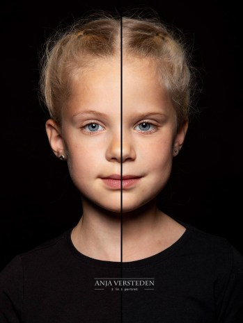 Splitfoto | 2in1 portret