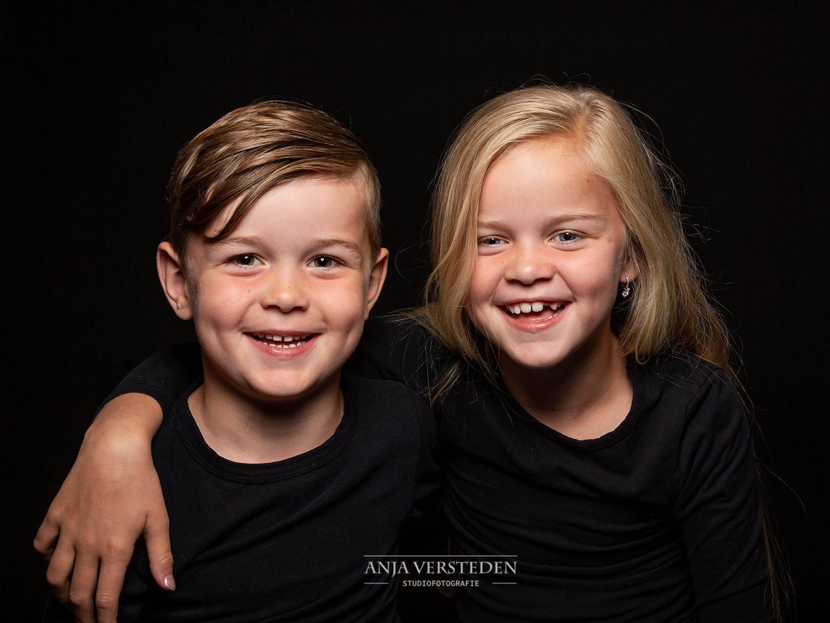 Studiofotografie kinderen