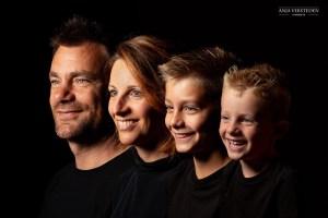 Familieportret | generatiefoto