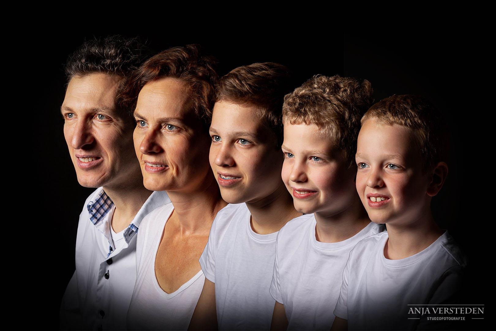 Generatieportret by Anja Versteden Fotografie