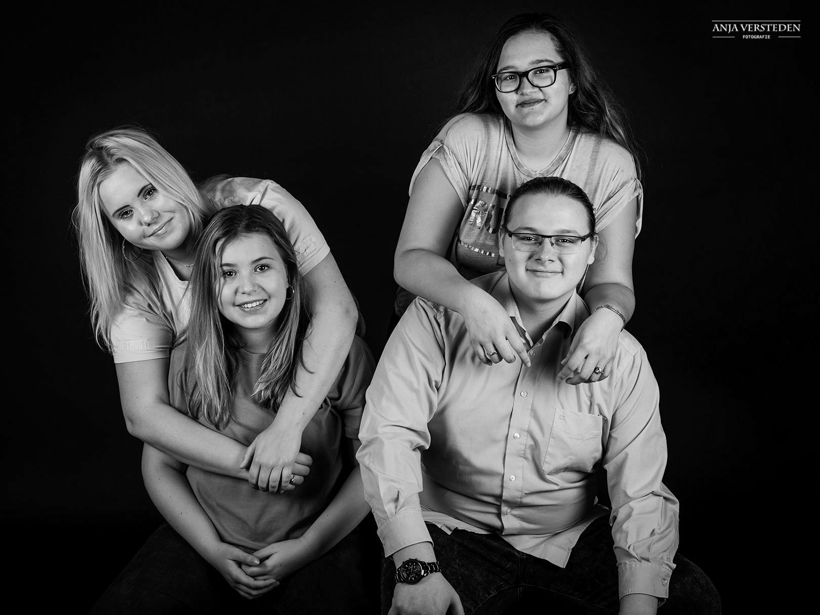 Gezinsfotograaf | Familieportret