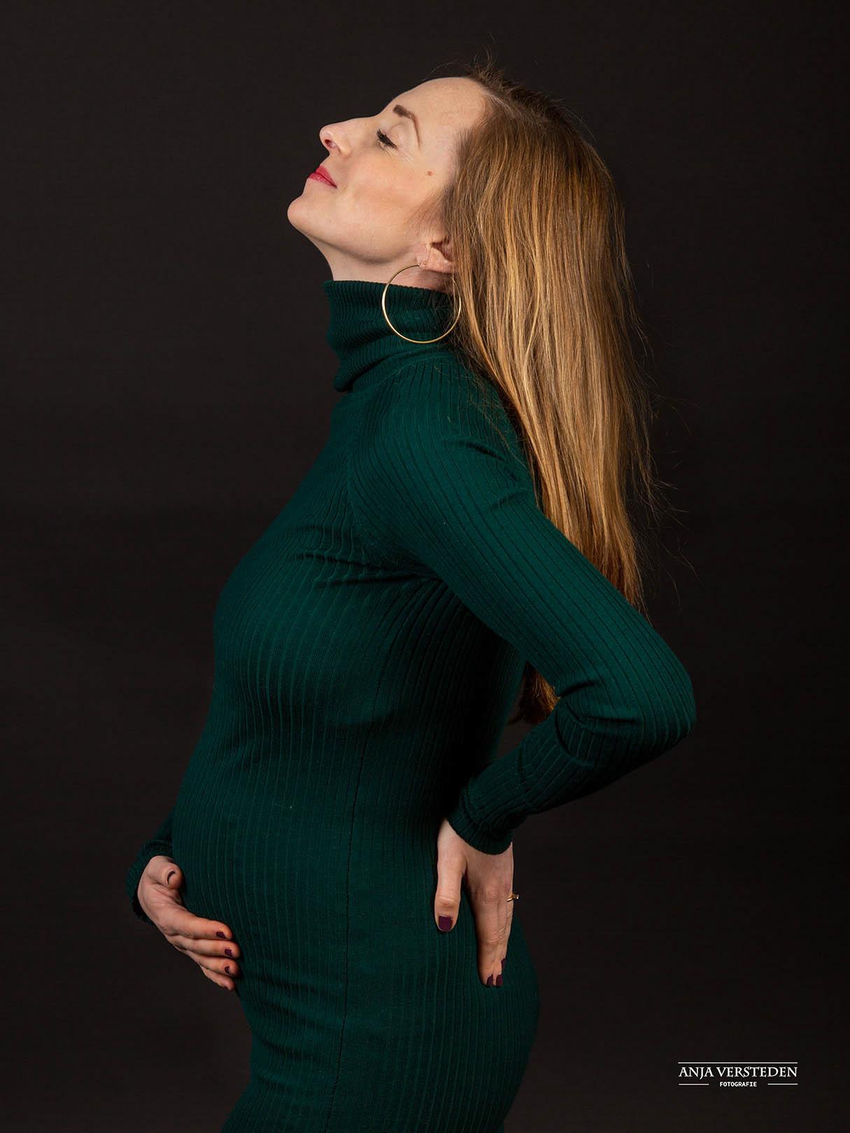 Zwangerschapsfotoshoot.studio.