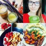 Das sind Beispiele wie du gesund essen, abnehmen und frisch kochen kannst