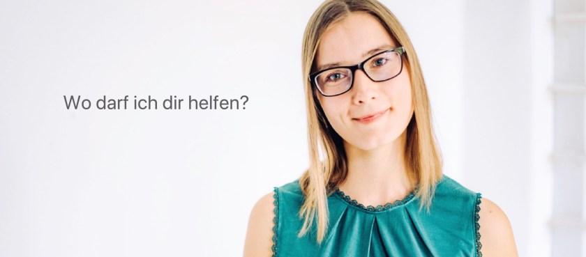 Anja hilft dir beim detoxen.
