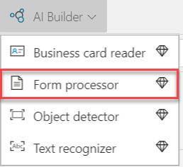 AI Builder model