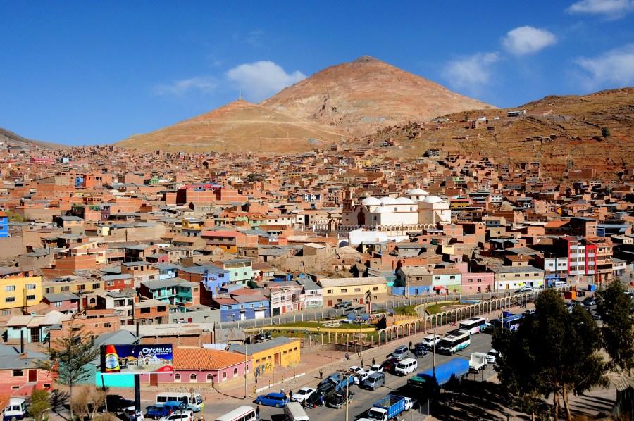 Anjci All Over | Bolivian adventures