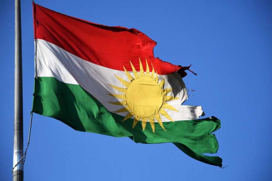 ANJCI ALL OVER | Iraqi Kurdistan Why it was so special