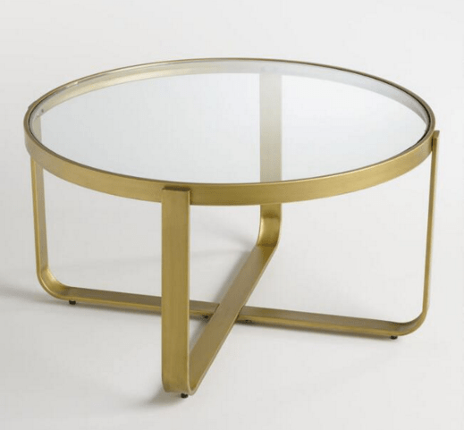 Wood And Metal Multi Level Coffee Table.Metal Marble Wood Or Glass The Perfect Modern Touch Anjelica