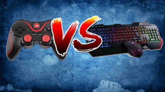 Gamepad Vs Keyboard and Mouse   What is your Poison in Video Games?