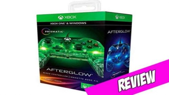 Afterglow Xbox One and Windows Wired Controller Product Review
