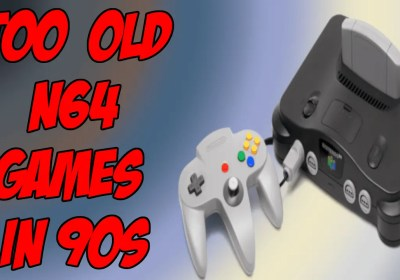 Nintendo 64 Games That Old and Good In 1999