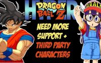Should Hyper Dragon Ball Z Mugen Game Should Get More Support