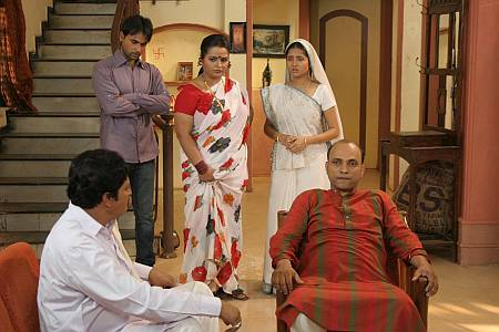 TV serial Badki Malikain on Mahuaa TV