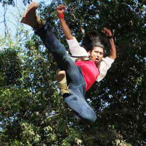 jumpingYash