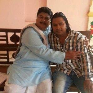 DineshYadav-with-producerGujjuBhai