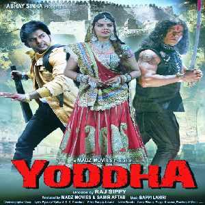 Yoddha-poster