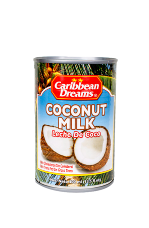 Caribbean Dreams Coconut Milk (Case of 24 x 400ml cans)