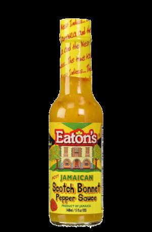 Eaton's Scotch Bonnet Pepper Sauce