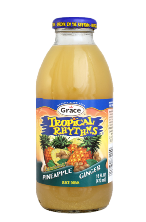 Grace Tropical Rhythms Pineapple Ginger Juice