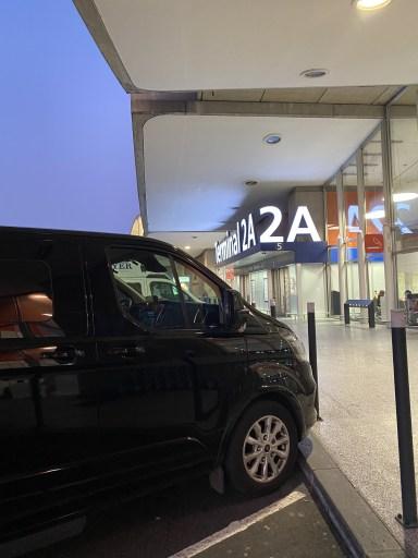 VTC : Chauffeur privé Angers, transferts aeroport Orly, Roissy CDG