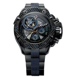 Zenith Men's 96.0529.4035/51.M Defy Xtreme Tourbillon Titanium picture luxuriuos watch