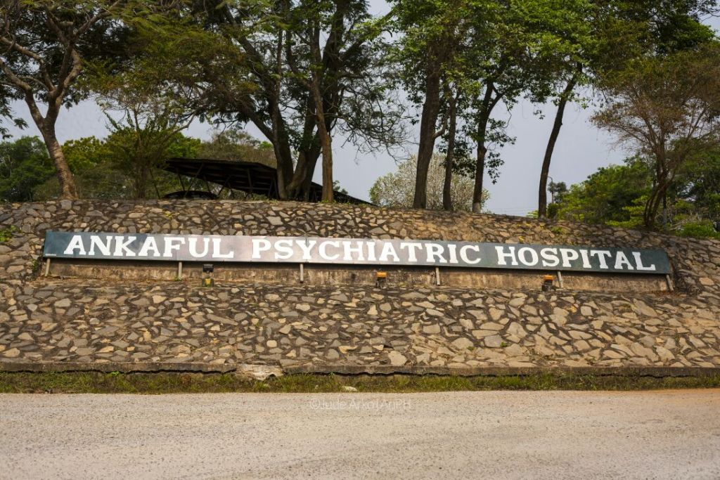 THE GHANAIAN NURSE: ANKAFUL PSYCHIATRIC HOSPITAL IN RECENT TIMES