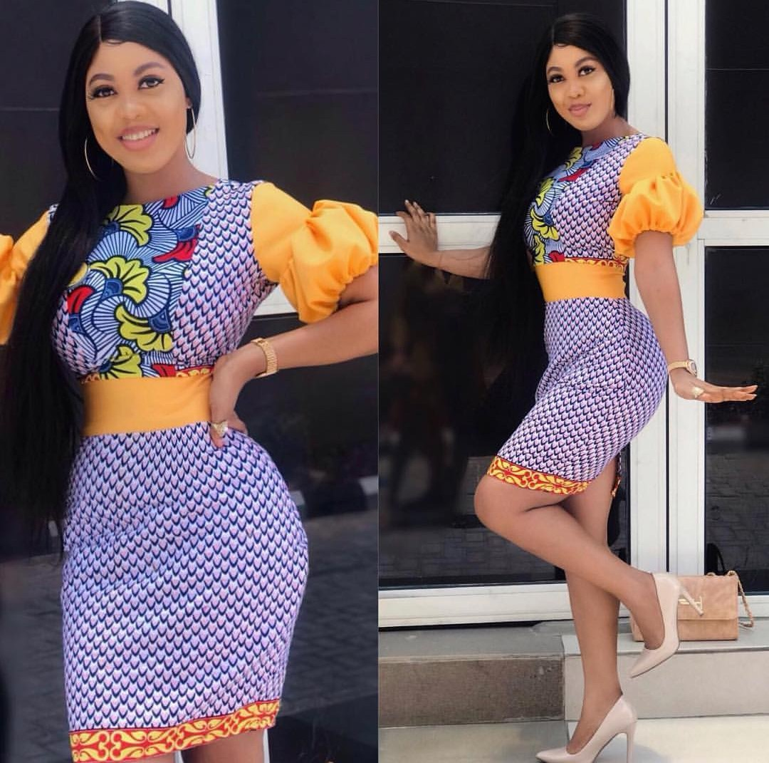 exquisite Easter Ankara Style