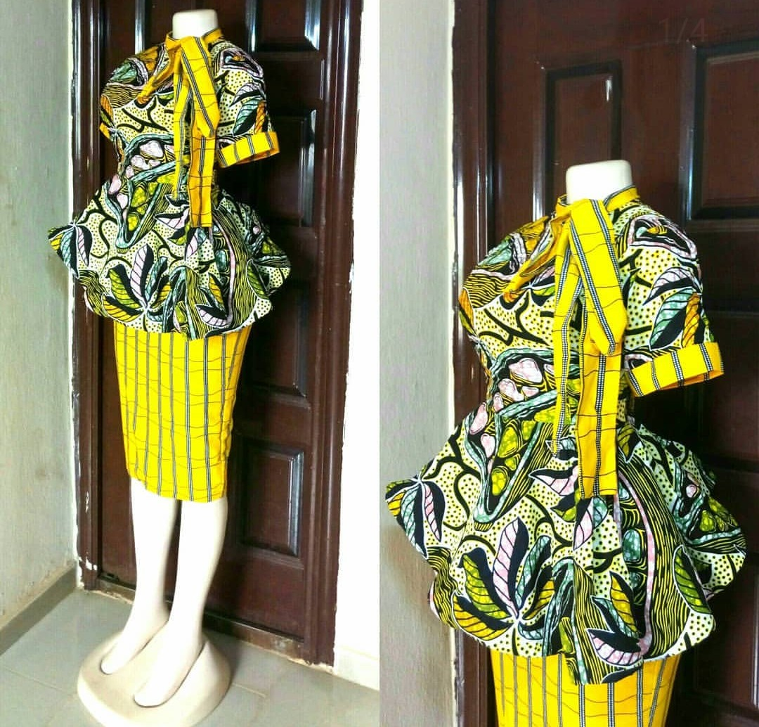 exquisite Easter Ankara Styles