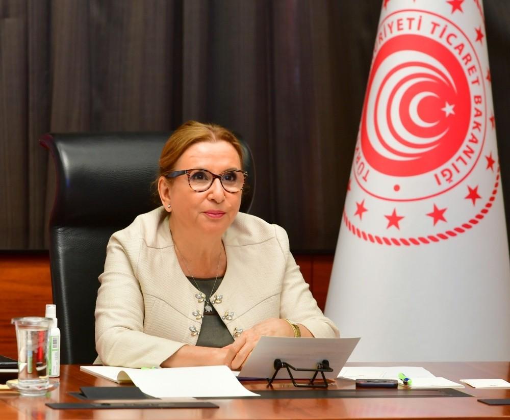Ticaret Bakanı Pekcan'dan G20 Ticaret ve Yatırım Bakanları Toplantısı'nda işbirliği mesajı