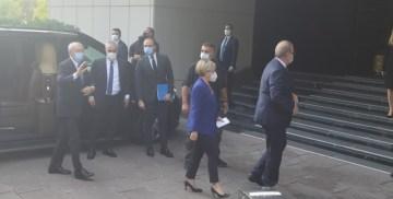 CHP lideri Kılıçdaroğlu'ndan Merkez Bankası'na ziyaret