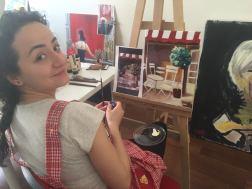 Hobi Resim Kursu, yağlıboya resim kursu