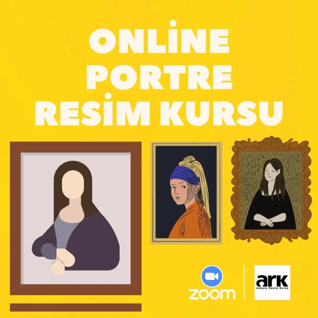 online resim kursu