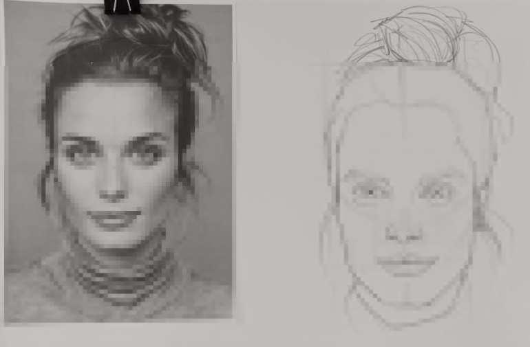 Online Portre Resim Kursu
